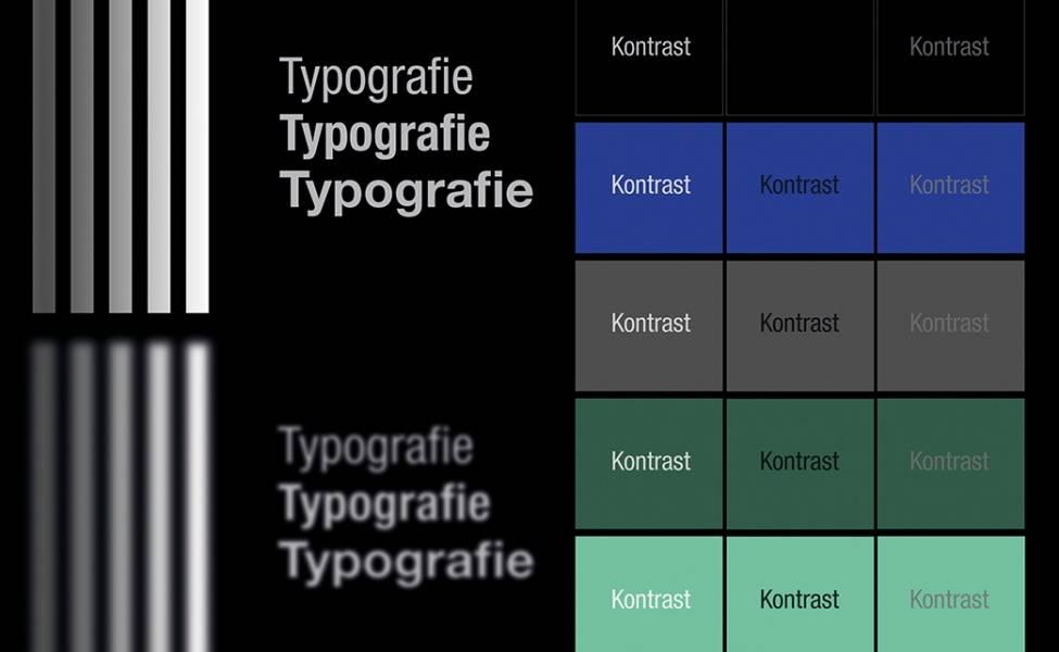 Barrierefreie Typografie