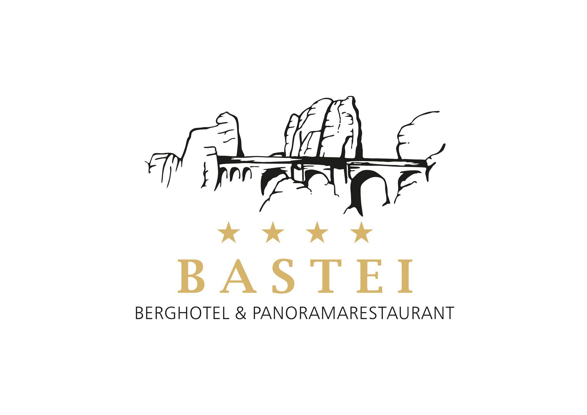 Berghotel Bastei Logo