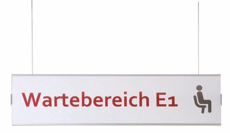 Frankfurt Deckenschild