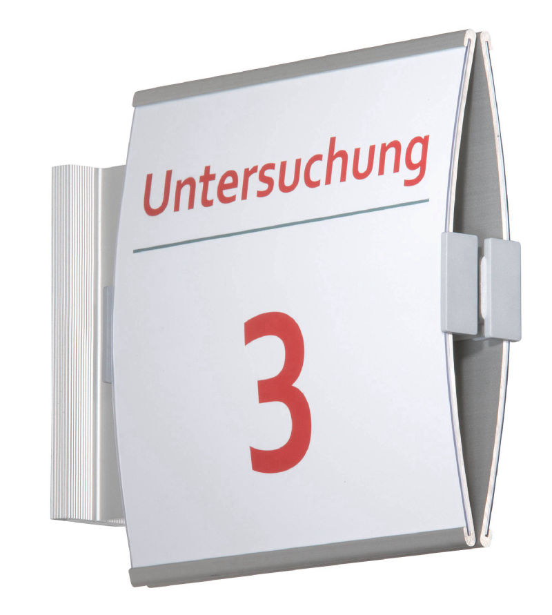Frankfurt Wandschild