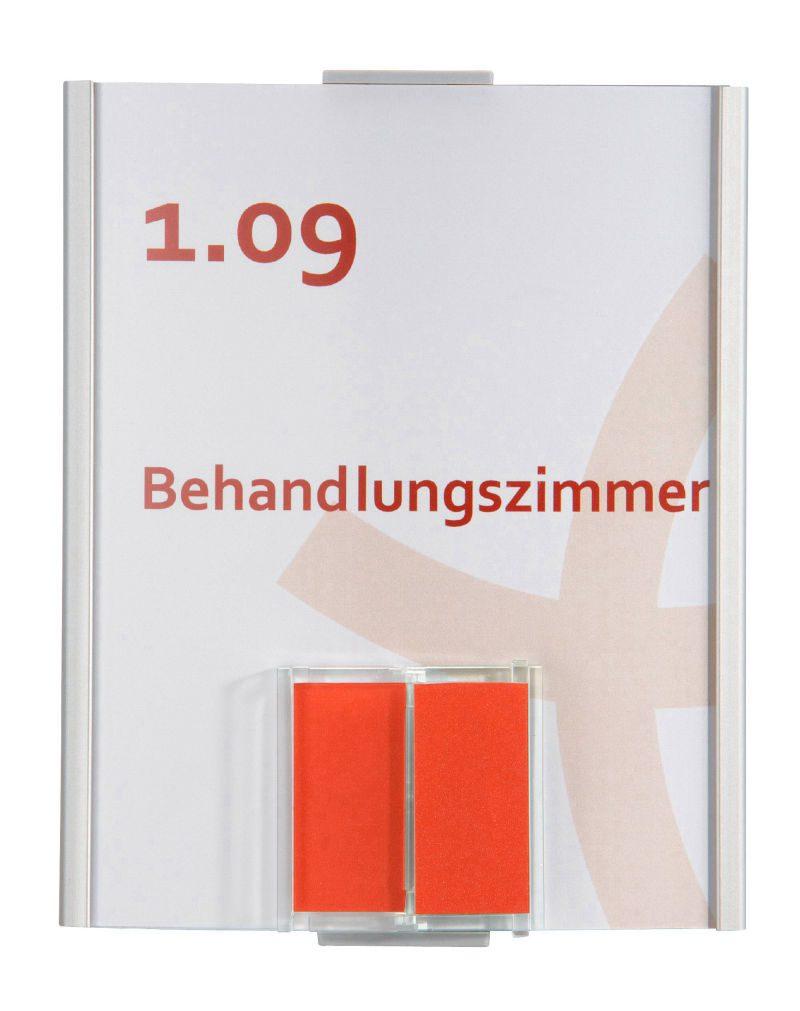 Frankfurt Türschild