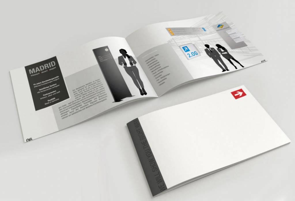 Leitsysteme Broschüre