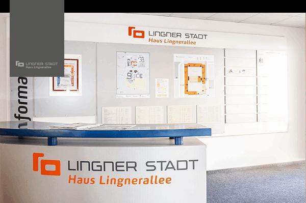 Leitsystem Lingner Stadt
